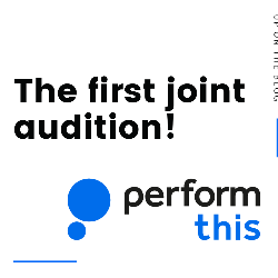 The first joint audition!